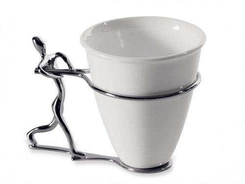 """Suhkru- ja piima serveerimise komplekt """"ID"""" - kingitus, Mukul Goyal"""