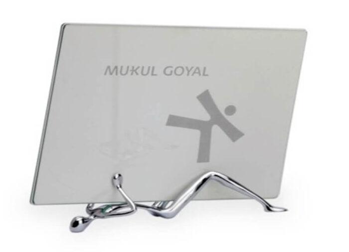 """Pildihoidja """"ID"""" - kingitus Mukul Goyal"""