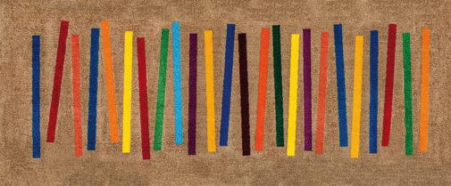 Mixed Stripes 80x200cm