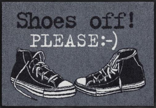 Vaip Shoes off please