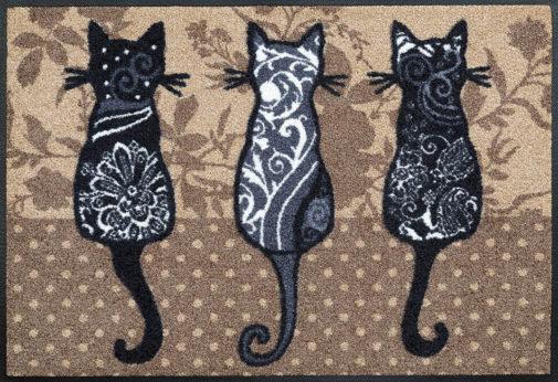Vaip Katzenbande 50x75