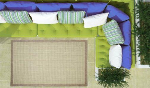 Vaip chrome-green
